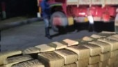 835kg ganja worth Rs 1.25 crore seized in Pune, 5 arrested