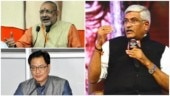 Giriraj Singh, Kiren Rijiju, Gajendra Singh Shekhawat among those promoted by Narendra Modi
