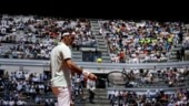 Italian Open: Roger Federer out of quarters with leg injury