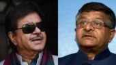 Lok Sabha election: Shatrughan Sinha confident of a hat-trick, Ravi Shankar Prasad poses challenge