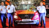 Hyundai Venue production starts, launch on May 21