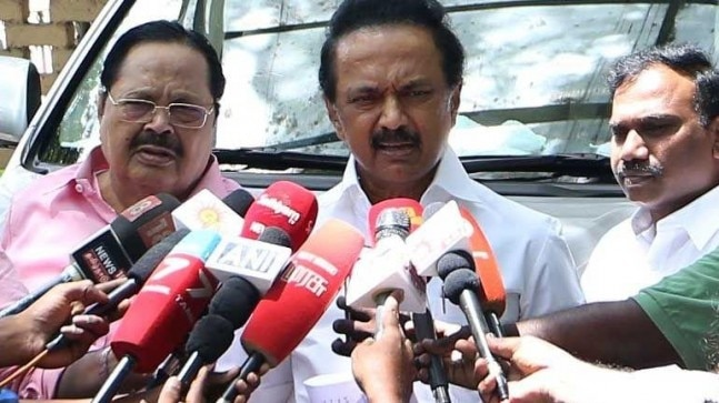 DMK not bothered about exit poll results: MK Stalin