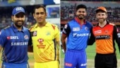 IPL 2019 Playoffs Line-up: MI vs CSK in Qualifier 1, DC vs SRH in Eliminator