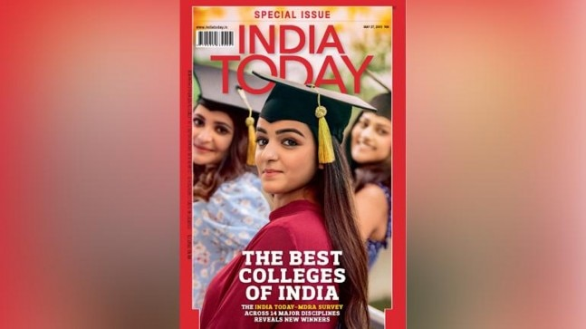 Best Colleges 2019 List Of India S Top Colleges In 2019