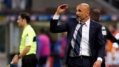 Inter Milan part company with coach Luciano Spalletti