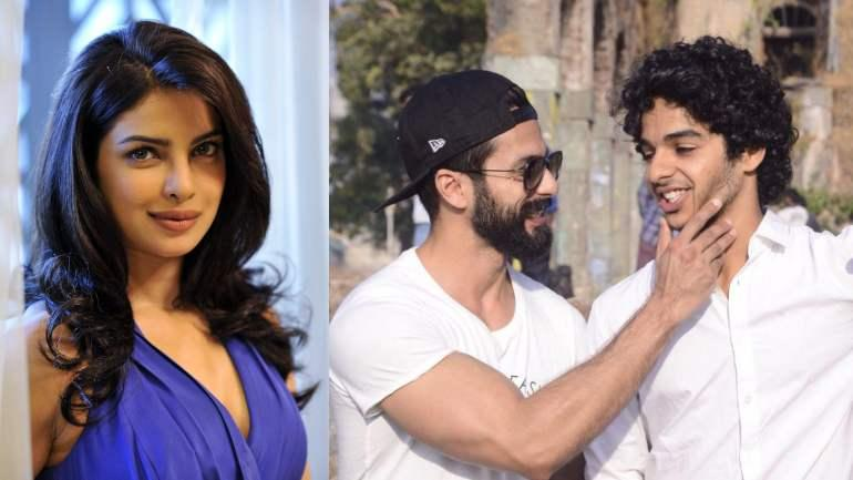 Is Priyanka Chopra dating Shahid Kapoor