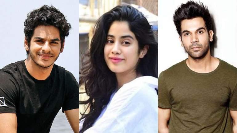 Ishaan Khatter: Janhvi Kapoor is obsessed with Rajkummar Rao
