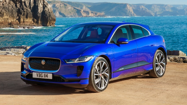 Jaguar I Pace Wins Big Gets 3 Trophies At 2019 World Car Awards