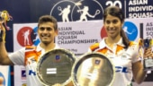 Injured player turns coach, guides Saurav Ghosal and Joshna Chinappa to historic Asian success