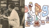 Google Doodle honours Lucy Wills, the woman who discovered Folic acid after studying pregnant Indian textile workers