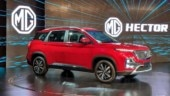 MG Hector mileage figures out