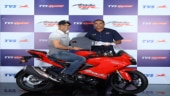 2019 TVS Apache RR 310 with RT Slipper Clutch launched at Rs 2.27 lakh, Mahendra Singh Dhoni is first owner