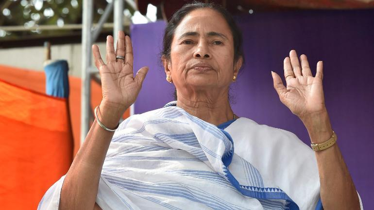 There is no violence in Bengal: Mamata Banerjee - Elections News