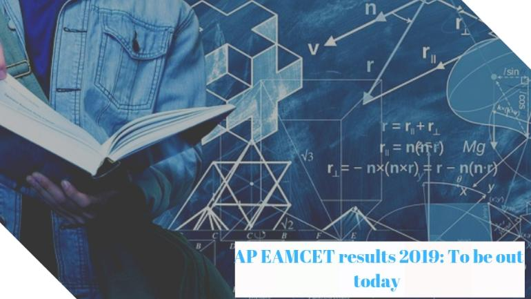 Manabadi AP EAMCET results 2019 to be out today after 12 PM