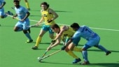 Indian men's hockey team draws 1-1 with Australia A