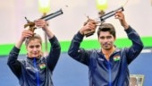 India sweep mixed team titles to conclude best ever ISSF WC performance