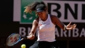 Italian Open: Naomi Osaka withdraws from quarters with right hand injury