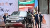 PM Narendra Modi holds Varanasi roadshow in stylish Land Rover Range Rover Vogue: Know all about this SUV
