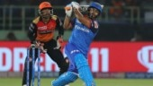 IPL 2019: Rishabh Pant, Prithvi Shaw knock SRH out, Delhi Capitals on course for maiden final