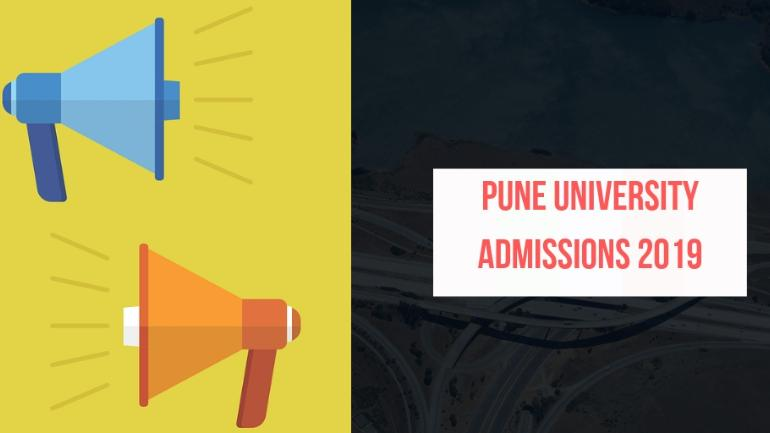 The Pune University entrance will be held in between, June 10 and June 20, 2019. Applications have been invited for postgraduate programmes in different streams like science, arts, computer science & technology management and law