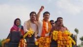 Jaipur rural Lok Sabha results 2019: Rajyavardhan Rathore registers victory, major jolt to Congress