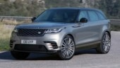 New Range Rover Velar launched in India, locally manufactured premium SUV priced at Rs 72.47 lakh