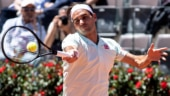 Federer, Nadal and Osaka through to last 16 in Rome