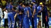Heartening to see a great bowling performance: Sachin Tendulkar after MI beat CSK