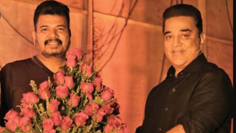 Director Shankar takes desperate measures to save Indian 2 ...