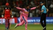 IPL 2019: Shreyas Gopal of Rajasthan Royals claims a hat-trick in 5-over game vs RCB