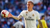 Germany confirm injured Toni Kroos to miss next two Euro 2020 qualifiers
