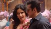 Bharat song Aithey Aa out: Katrina Kaif flirts with Salman Khan in this peppy Punjabi track