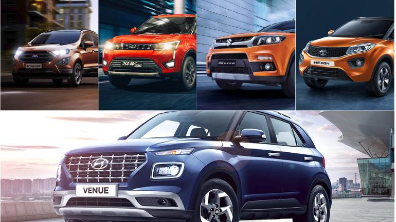 Hyundai Venue price is so good that it may spell trouble for Vitara