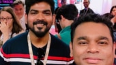 Vignesh Shivan bumps into AR Rahman at Cannes 2019 and has a fanboy moment