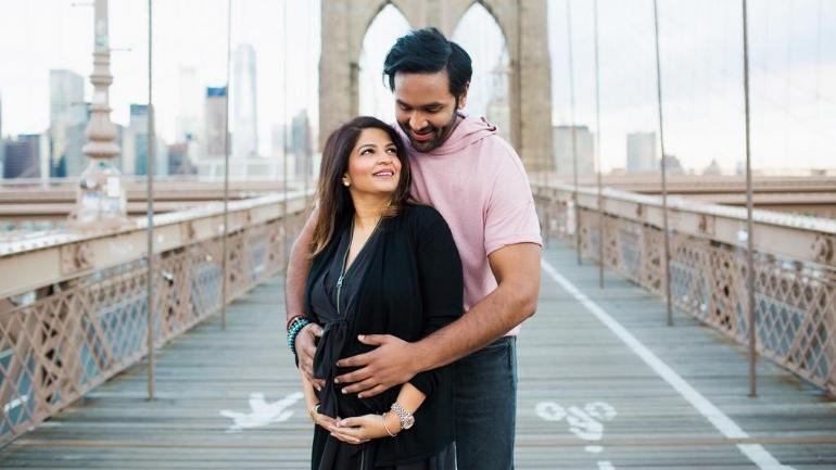 Vishnu Manchu's wife Viranica pregnant, couple all set to