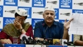 AAP's Atishi breaks down during presser, accuses Gautam Gambhir of distributing derogatory notes