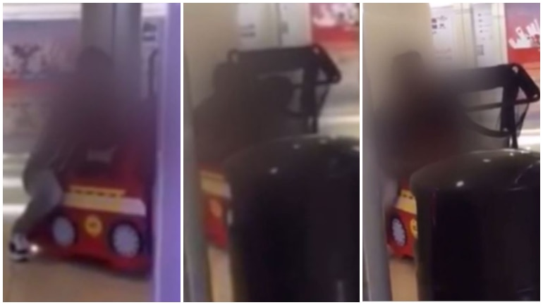 Man forces himself on child at Abu Dhabi mall