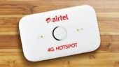 Airtel 4G Hotspot Rs 399 per month plan comes bundled with 50GB data