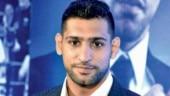Vijender Singh is scared of me: British boxer Amir Khan
