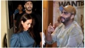 Arjun Kapoor was asked about Malaika Arora's reaction to India's Most Wanted. His reply was epic