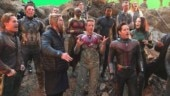 Robert Downey Jr sings happy birthday with Avengers cast as Iron Man clocks 11 years. See video