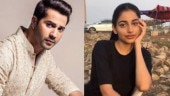 Varun Dhawan gushes over October actress Banita Sandhu's new international project: So proud of you