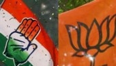 61/69: BJP score in three Hindi heartland states that Congress won five months ago