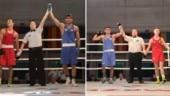 Gaurav Solanki and Manish Kaushik win gold in International Boxing Tournament