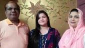 CBSE Class 12 Delhi govt schools topper Sana Niyaz had to maintain 'standard' set by elder sisters