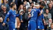 Premier League: Chelsea clinch top-four spot but feeling the strain, says Sarri
