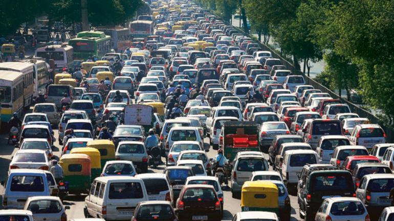Auto Care Association >> Traffic congestion biggest issue for Delhi voters ...