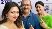 Lok Sabha Election 2019: Divyanka Tripathi casts vote, shares pic of her inked finger