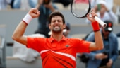 French Open 2019: Novak Djokovic gets going with easy 1st round win