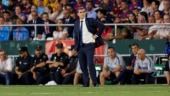 Ernesto Valverde vows to continue as Barcelona season fizzles out